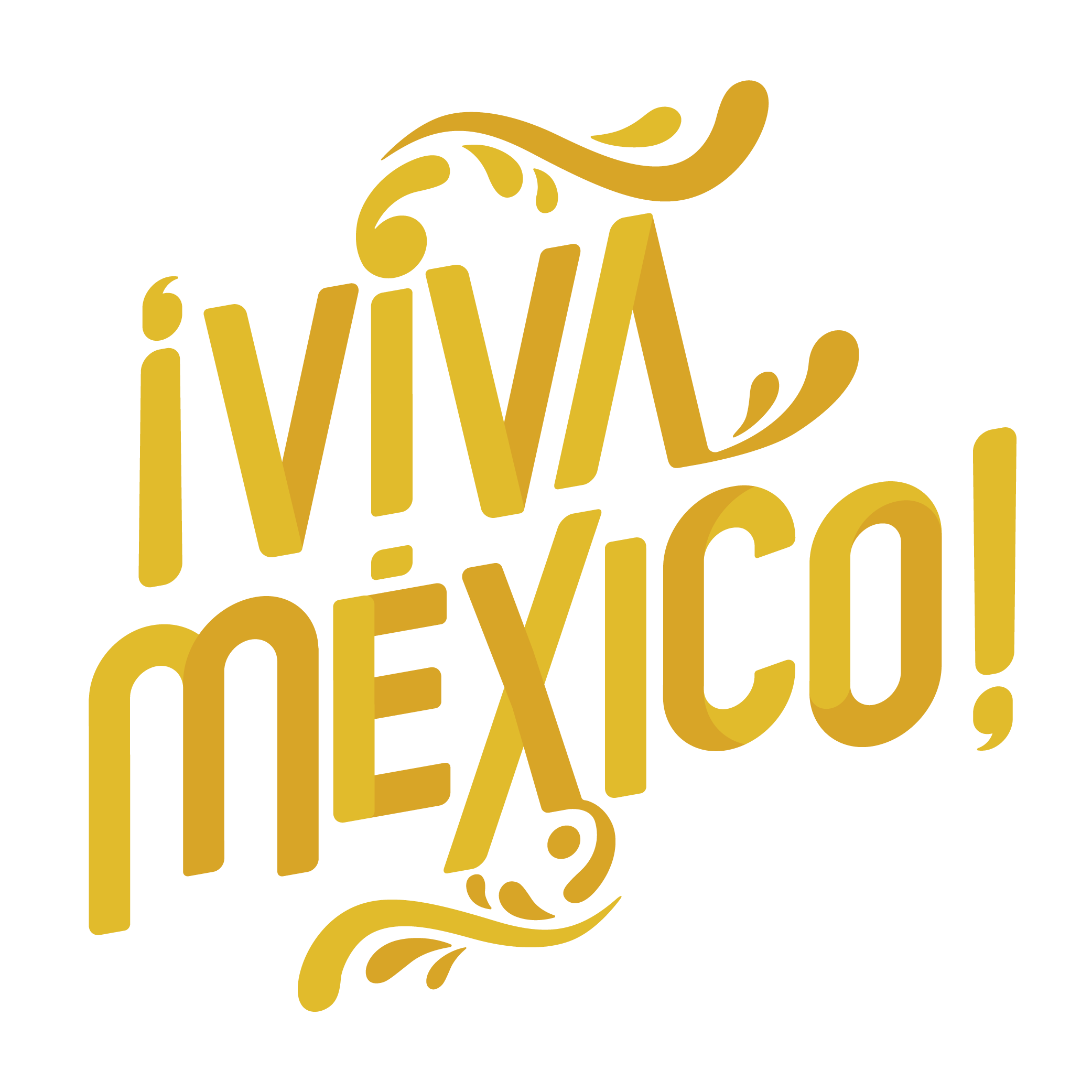 Viva mexico png. Logos aiesec