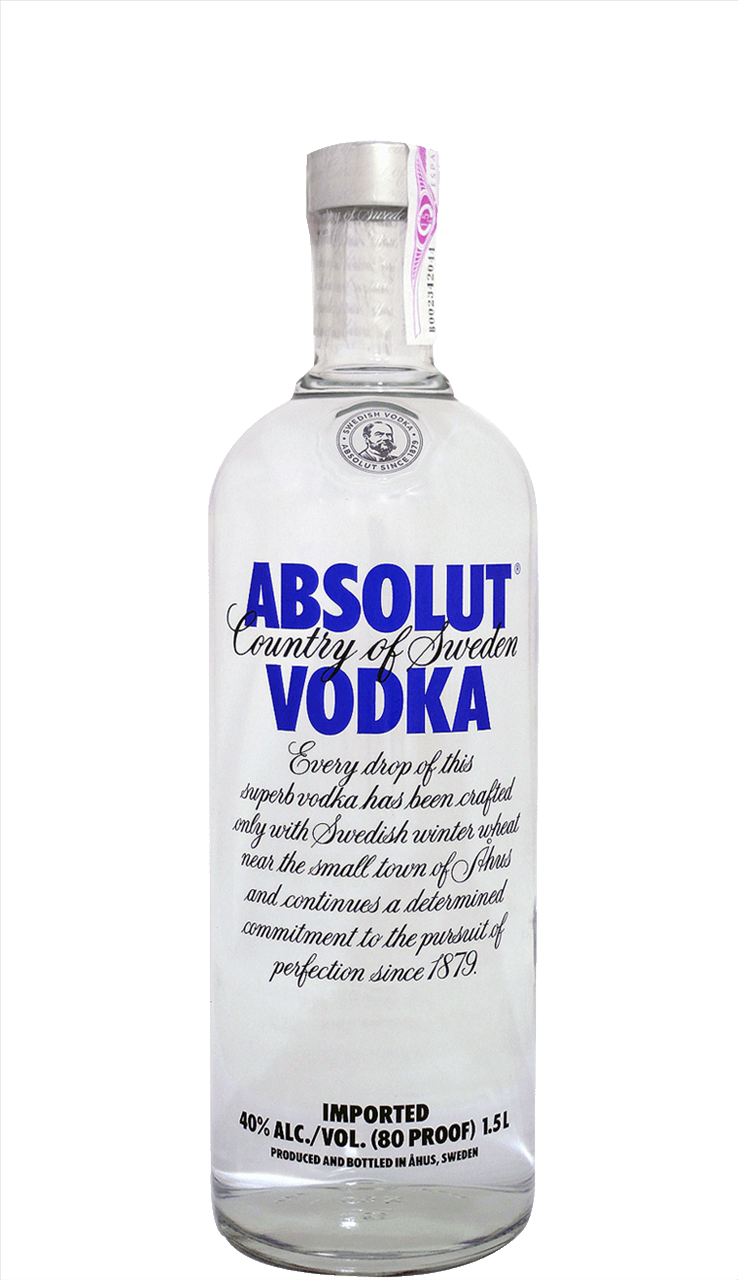 absolute vodka png