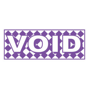Void stamp png.