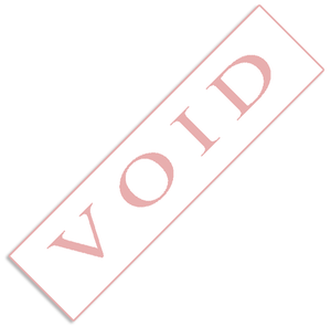 Void stamp png. Techdad i just made