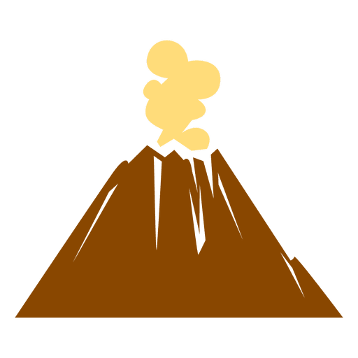 volcanoes drawing cool