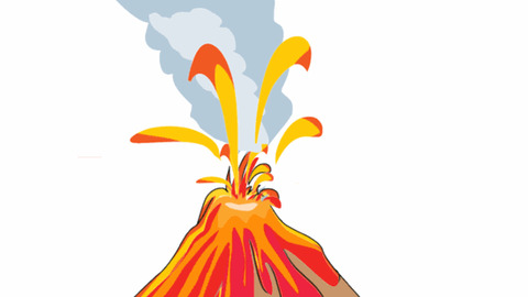 Volcano clipart. At getdrawings com free