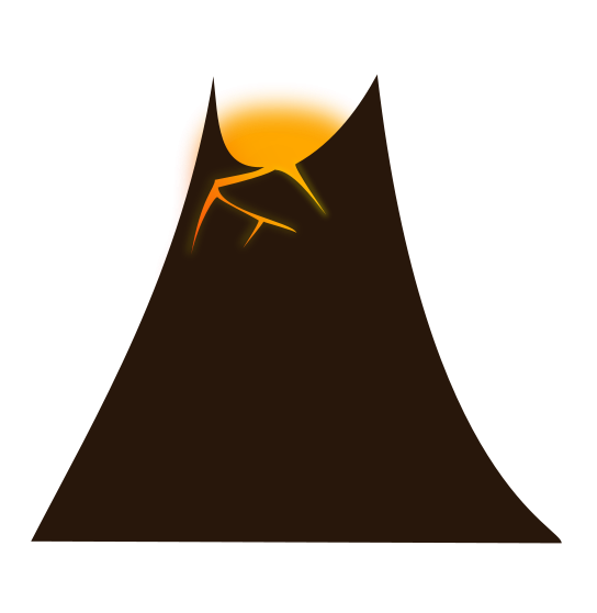 Transparent volcano pdf. Picture stock free download