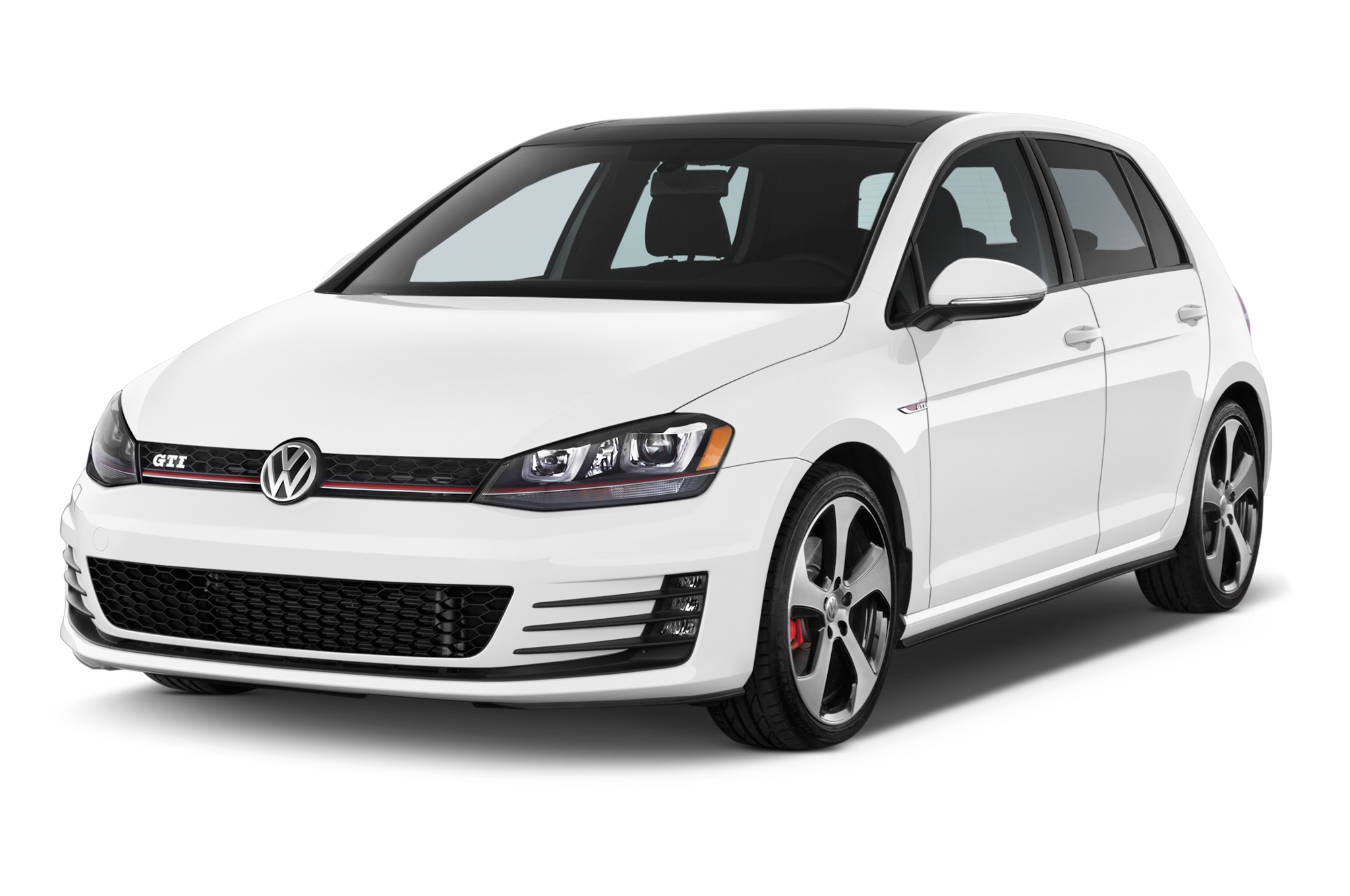 Volkswagen drawing golf gti. Reviews and rating