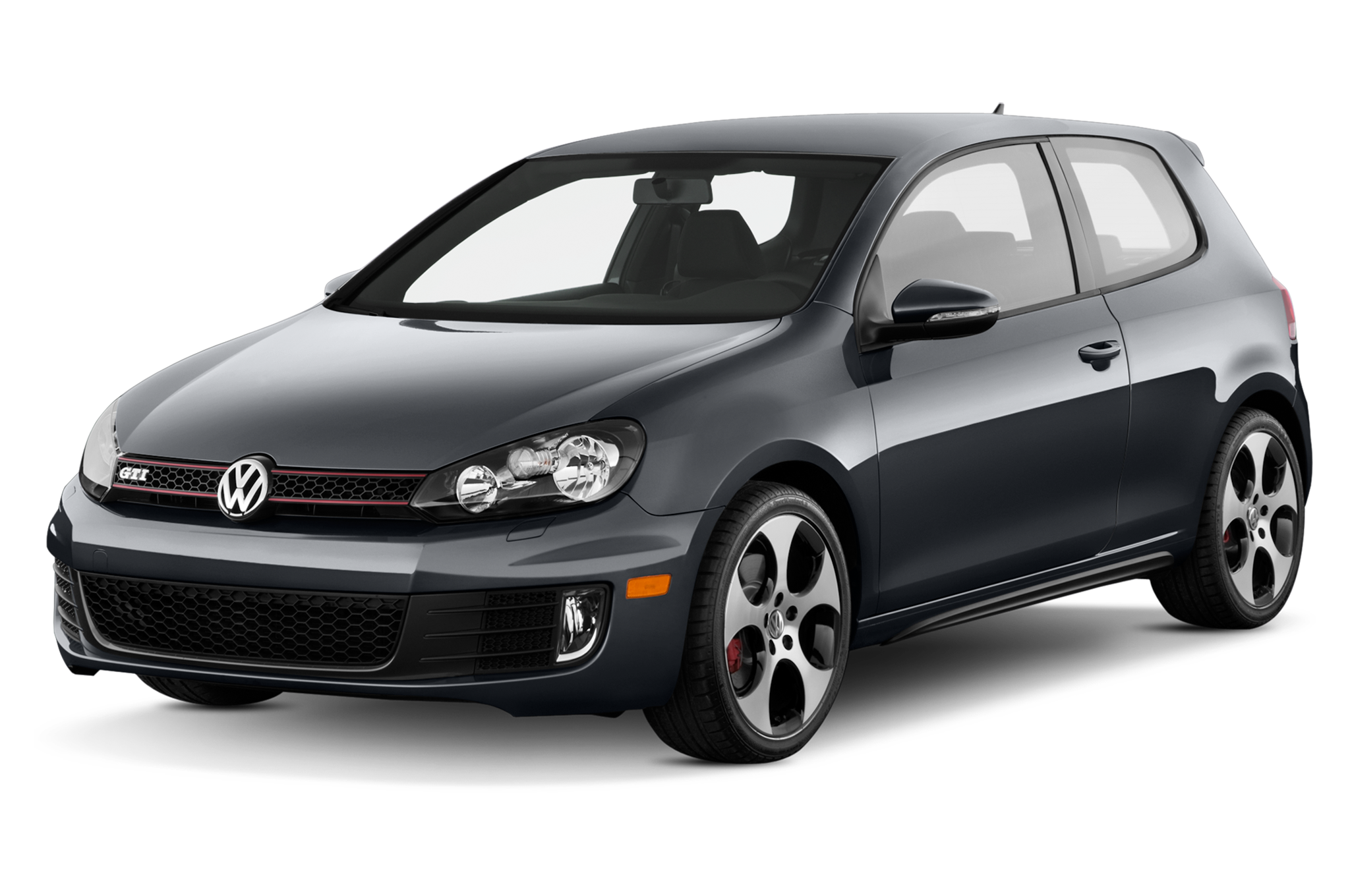 Volkswagen drawing golf gti. How one owner built