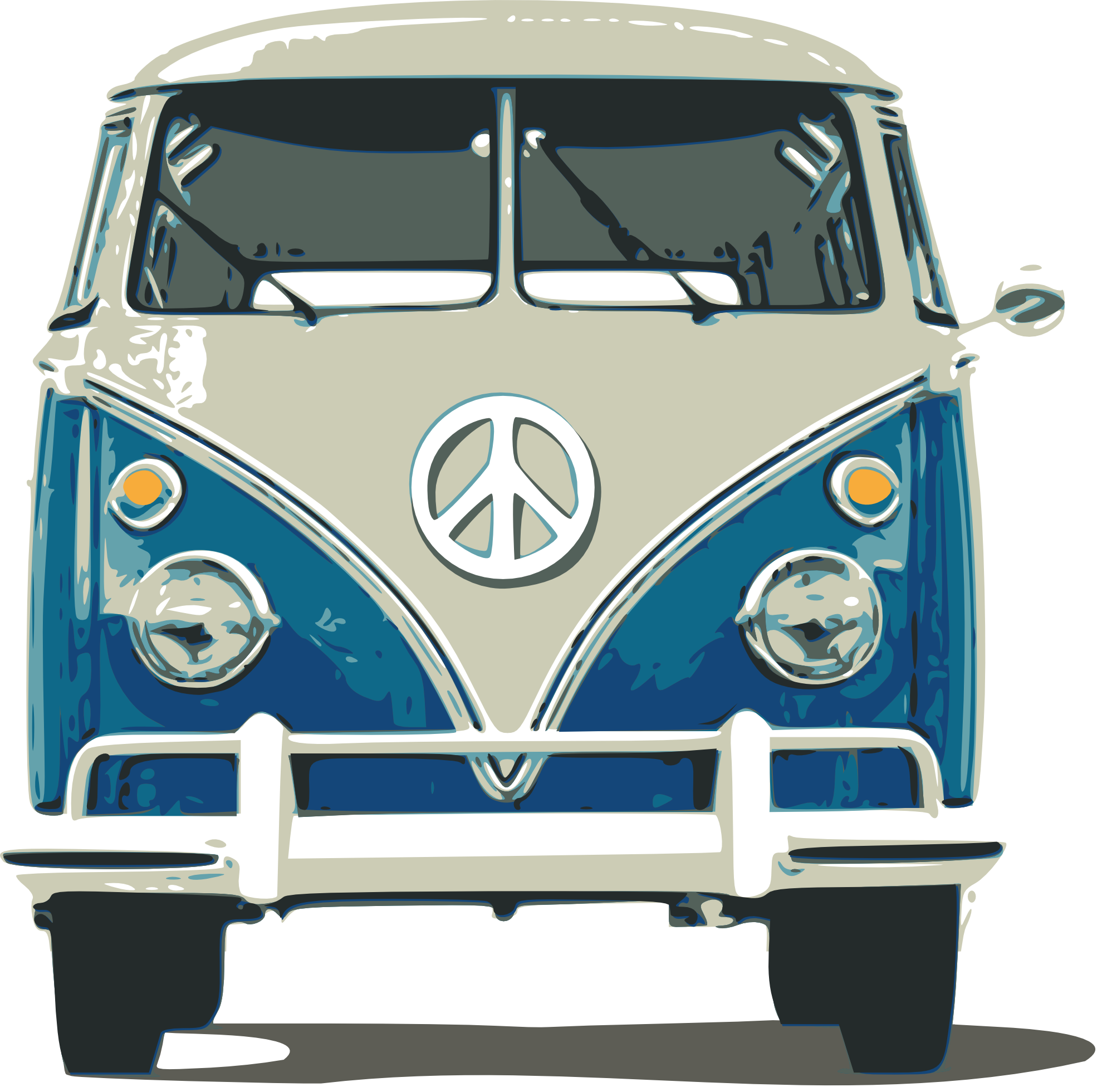 Volkswagon drawing pen. Vw bus google search