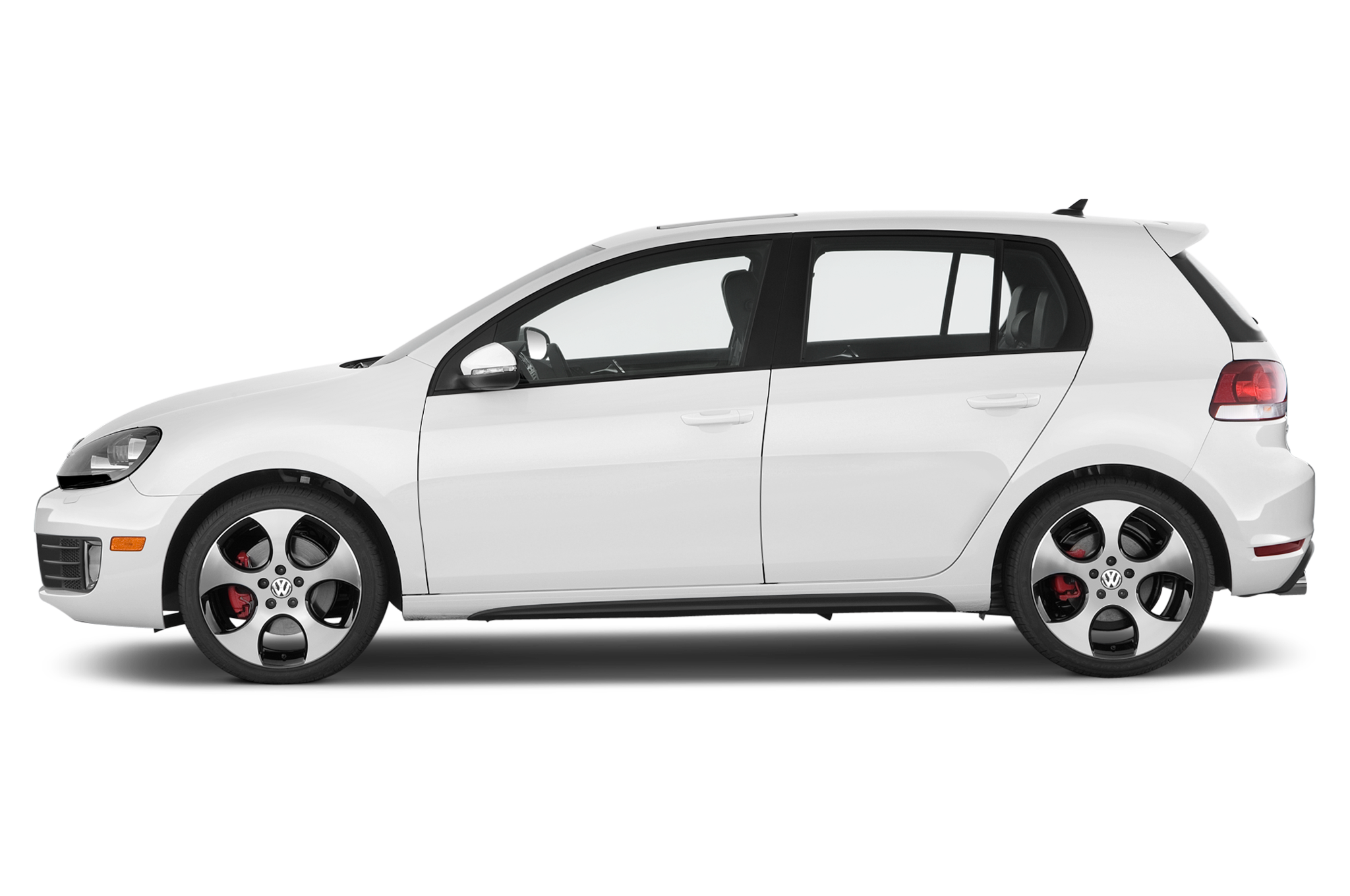 How one owner built. Volkswagen drawing side view banner royalty free