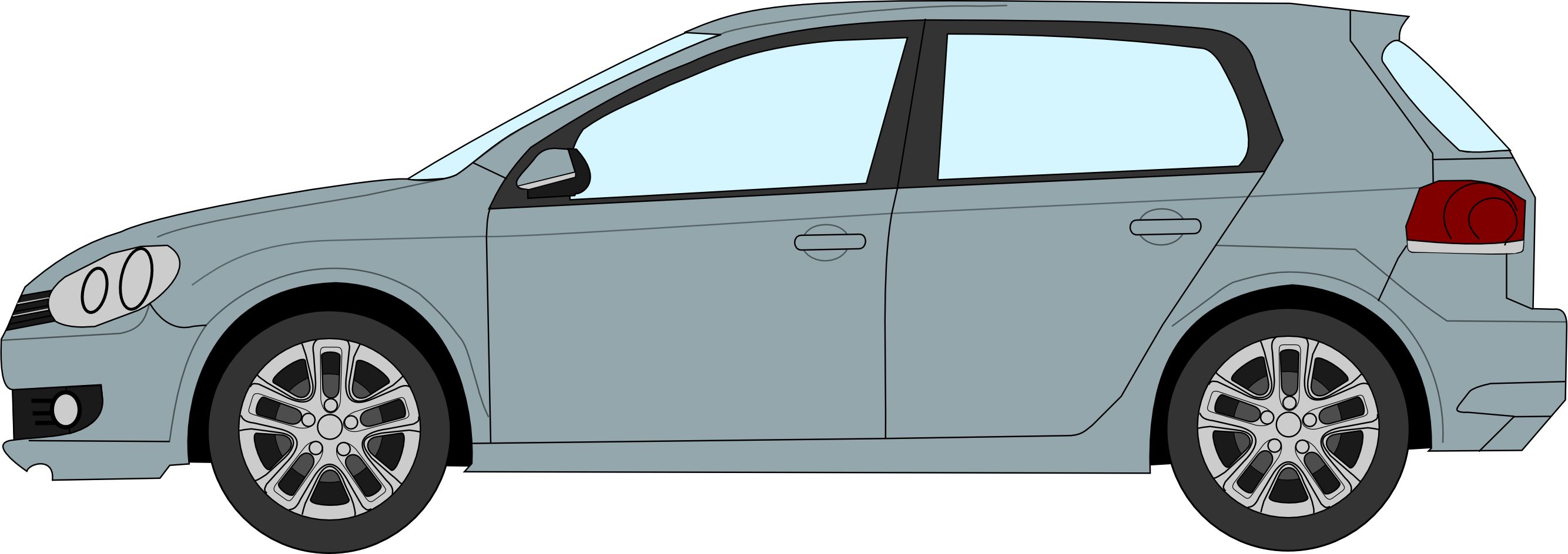 Volkswagen drawing vw polo. At getdrawings com free