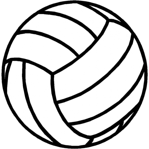 Volley ball png. Volleyball free images toppng