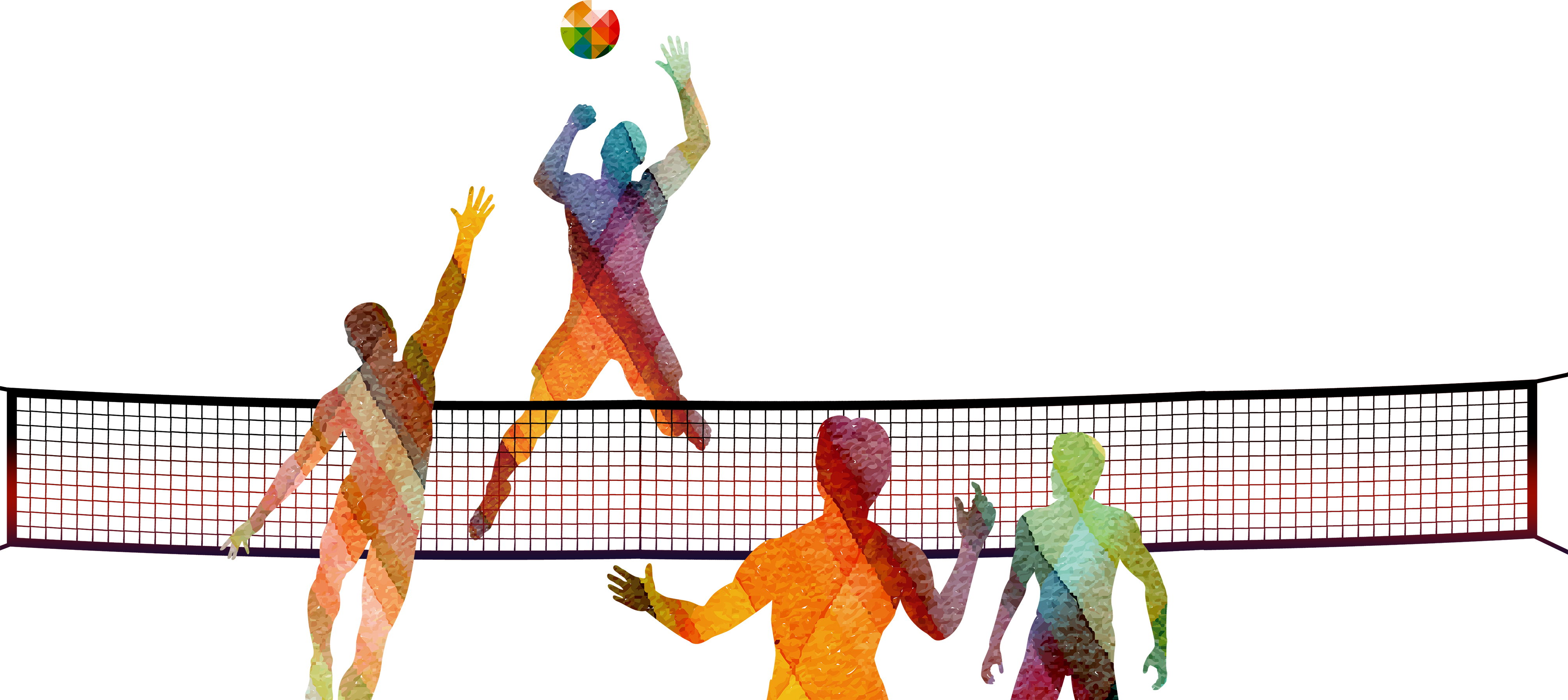 Beach png best on. Volleyball clipart hand royalty free library