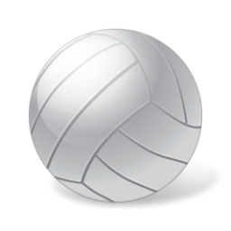Volleyball ball png. Icon sport iconset icons