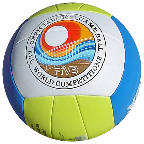 Volleyball ball png. File beach wikimedia commons