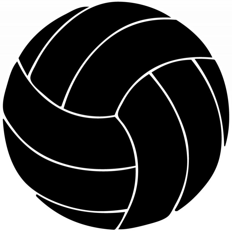 Volleyball clip animated. Free clipart images graphics