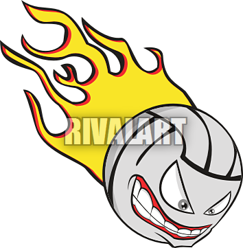 Volleyball clip printable. Clipart free panda images