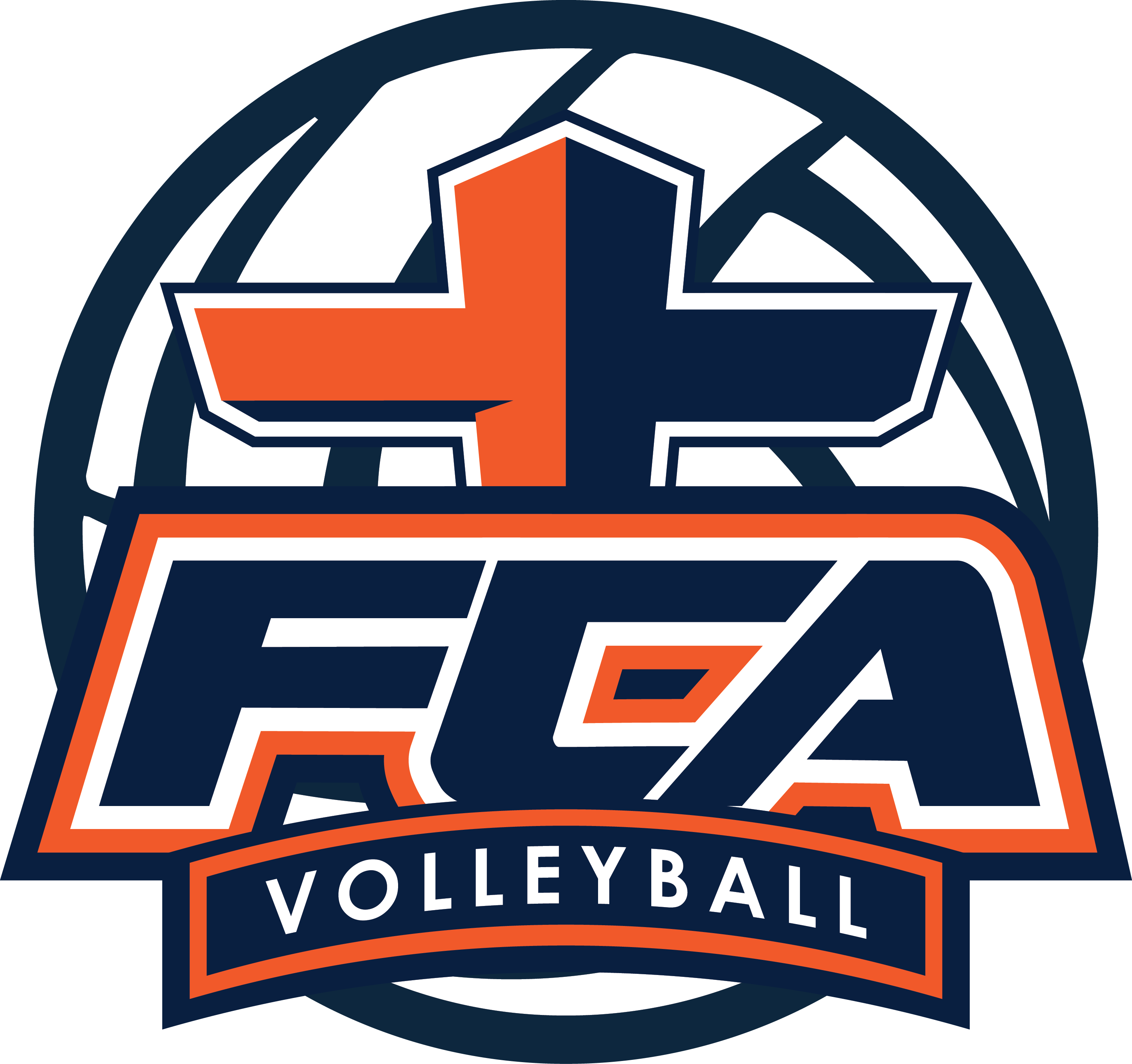 Volleyball clip youth. Mission statement fca club