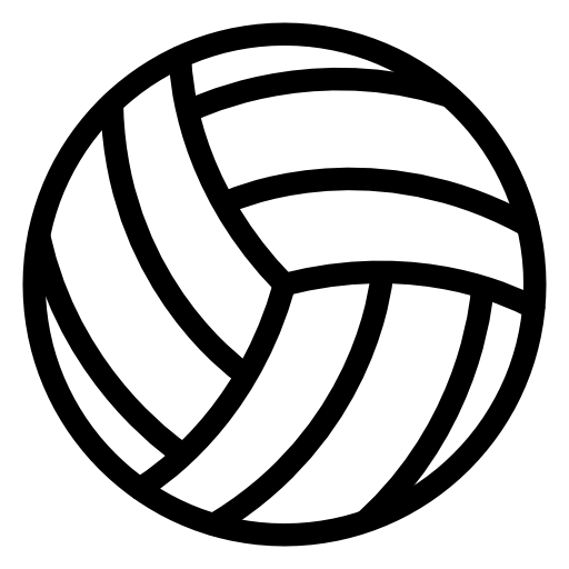 Volleyball clip transparent background. Png
