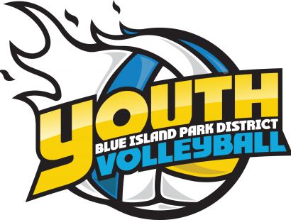 Volleyball clip youth. Blue island parks