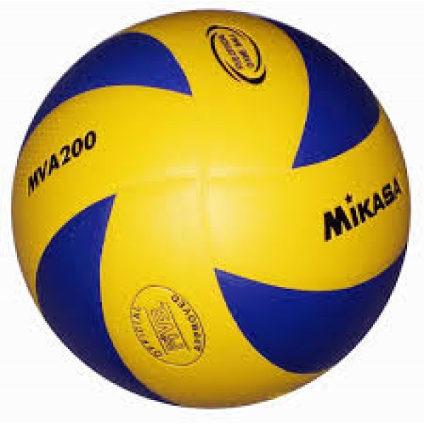 Volleyball clipart indoor volleyball. Mikasa mva olympic