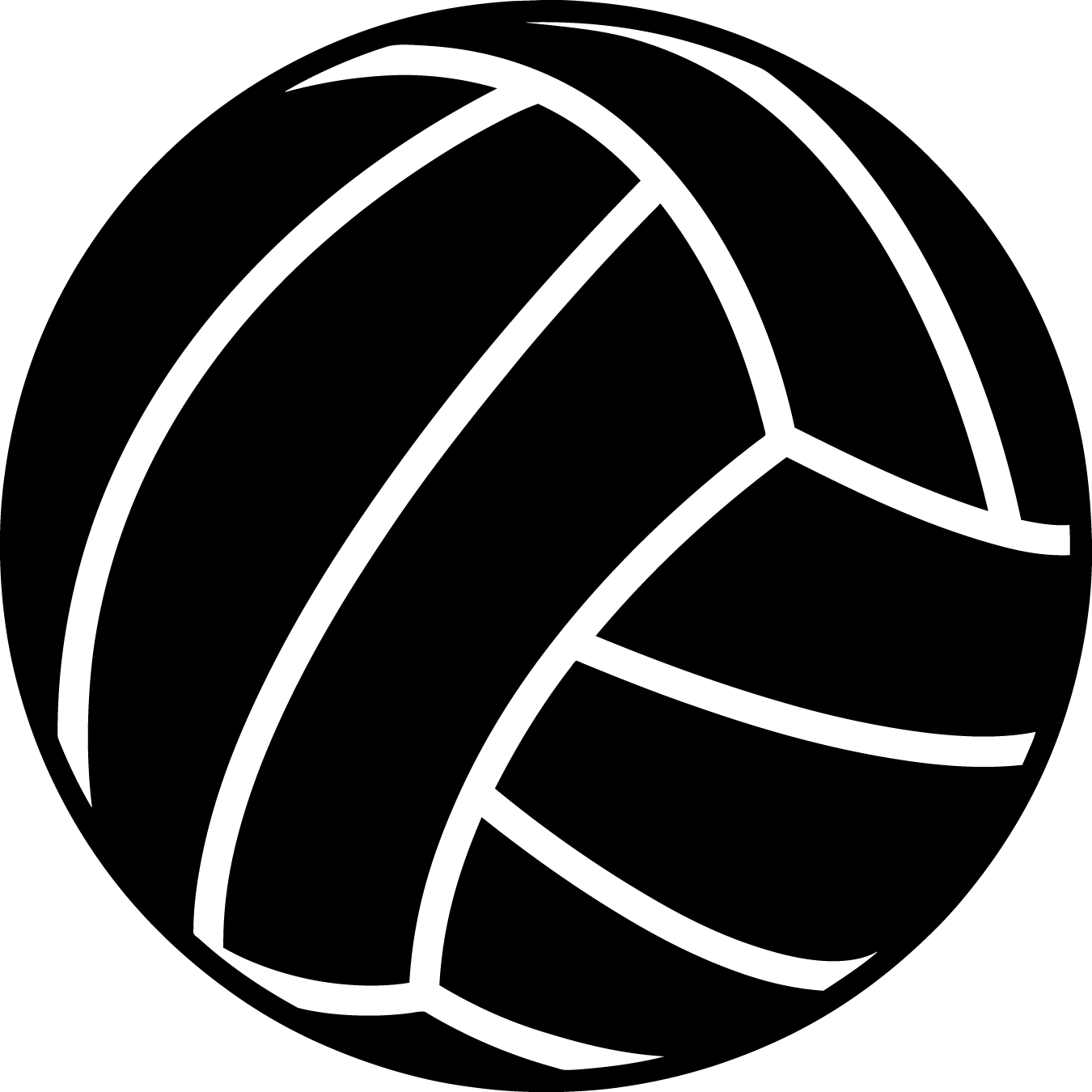 Volleyball clipart png.