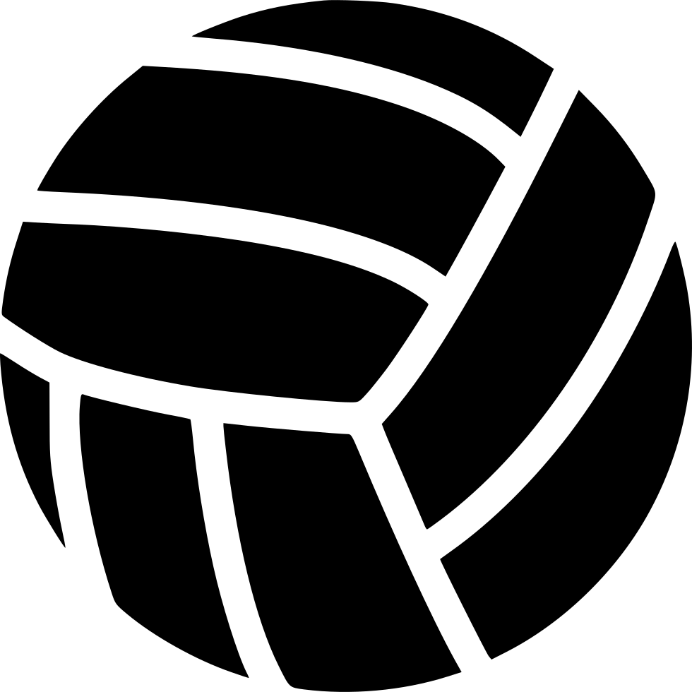 Volleyball icon png. Svg free download onlinewebfonts