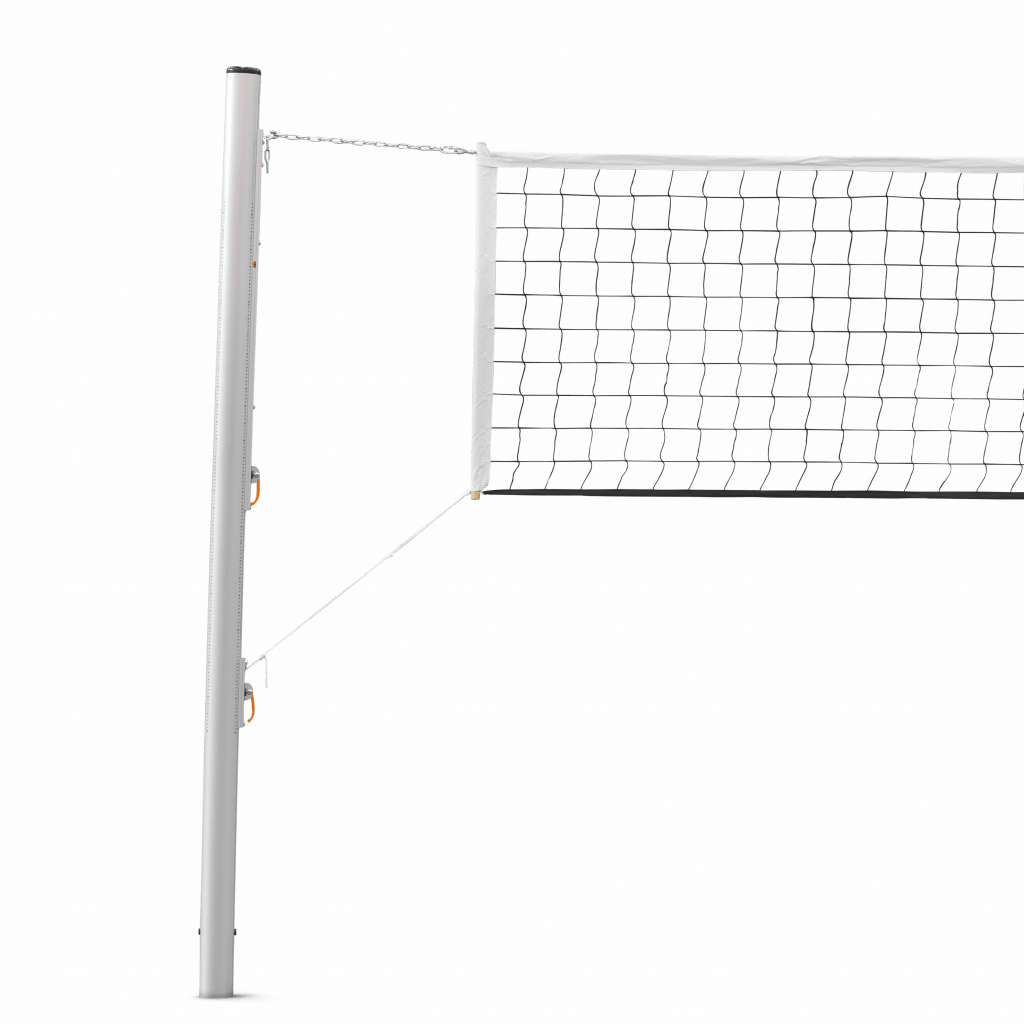 Volleyball net png. Schelde club posts with