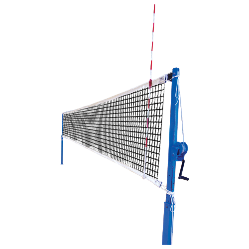 Volleyball net png. Hart pro nets posts