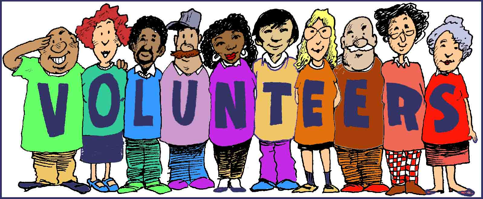 Volunteer clipart person. Declining volunteering and the