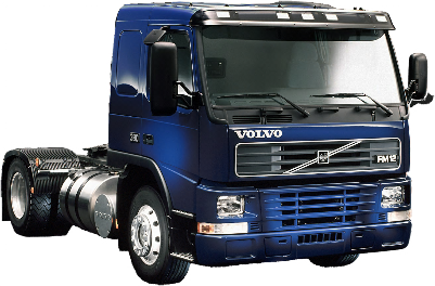 Volvo truck png. Driver worldwide with dedicated