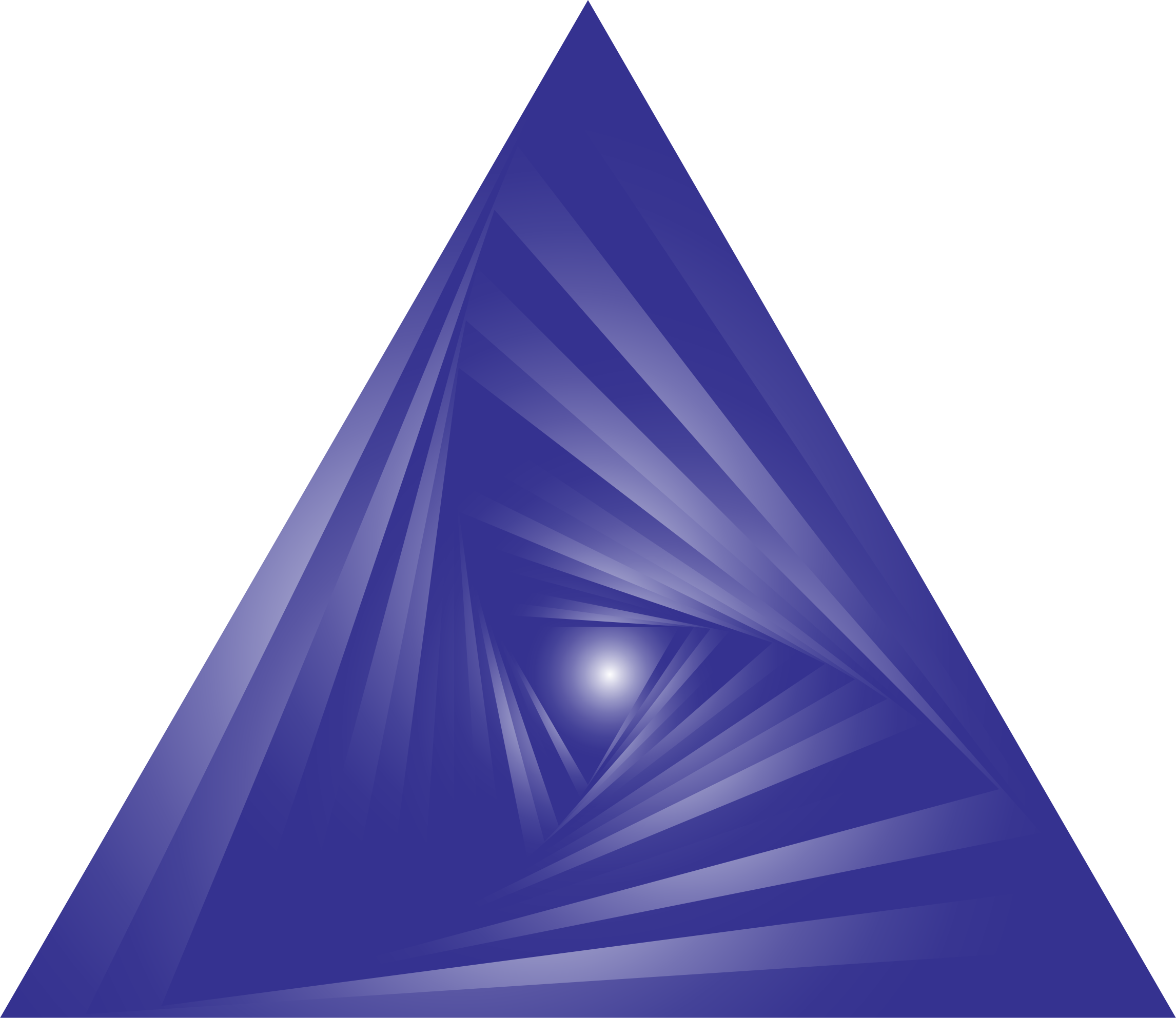 Vortex drawing triangle. Evil eye icons png
