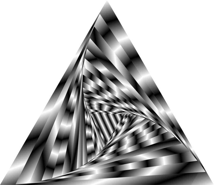 Vortex drawing triangle. Computer icons geometry free