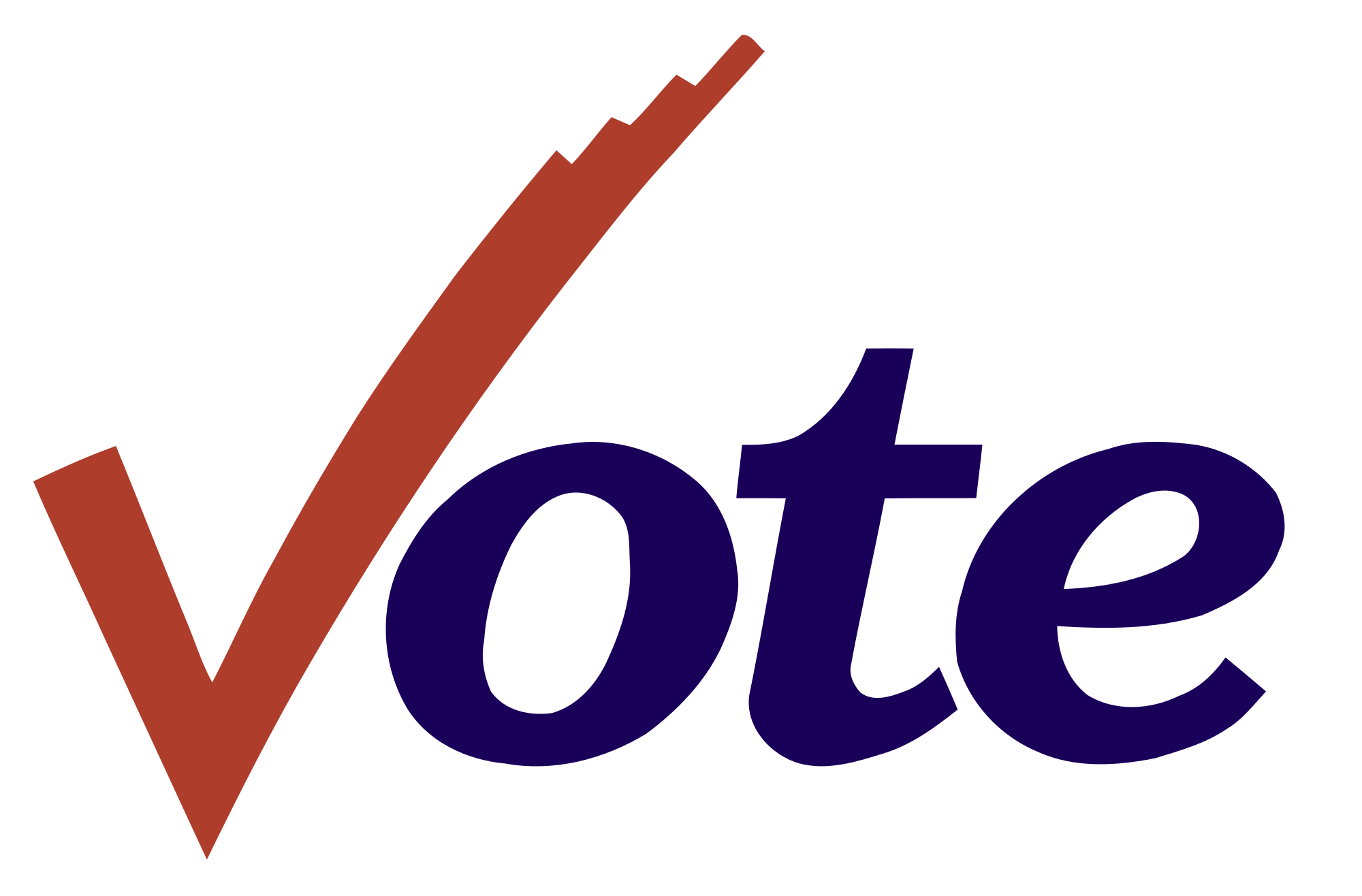 Vote check mark png. File with for v