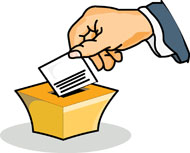 Voting clipart election result. Vote clip art free