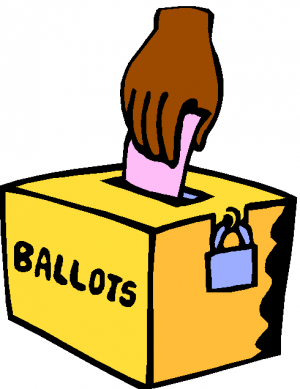 Voting clipart hand. Vote for african american