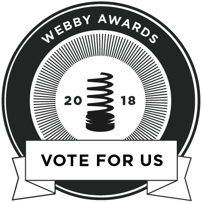 Voting drawing black tuesday. Reblink up for webby