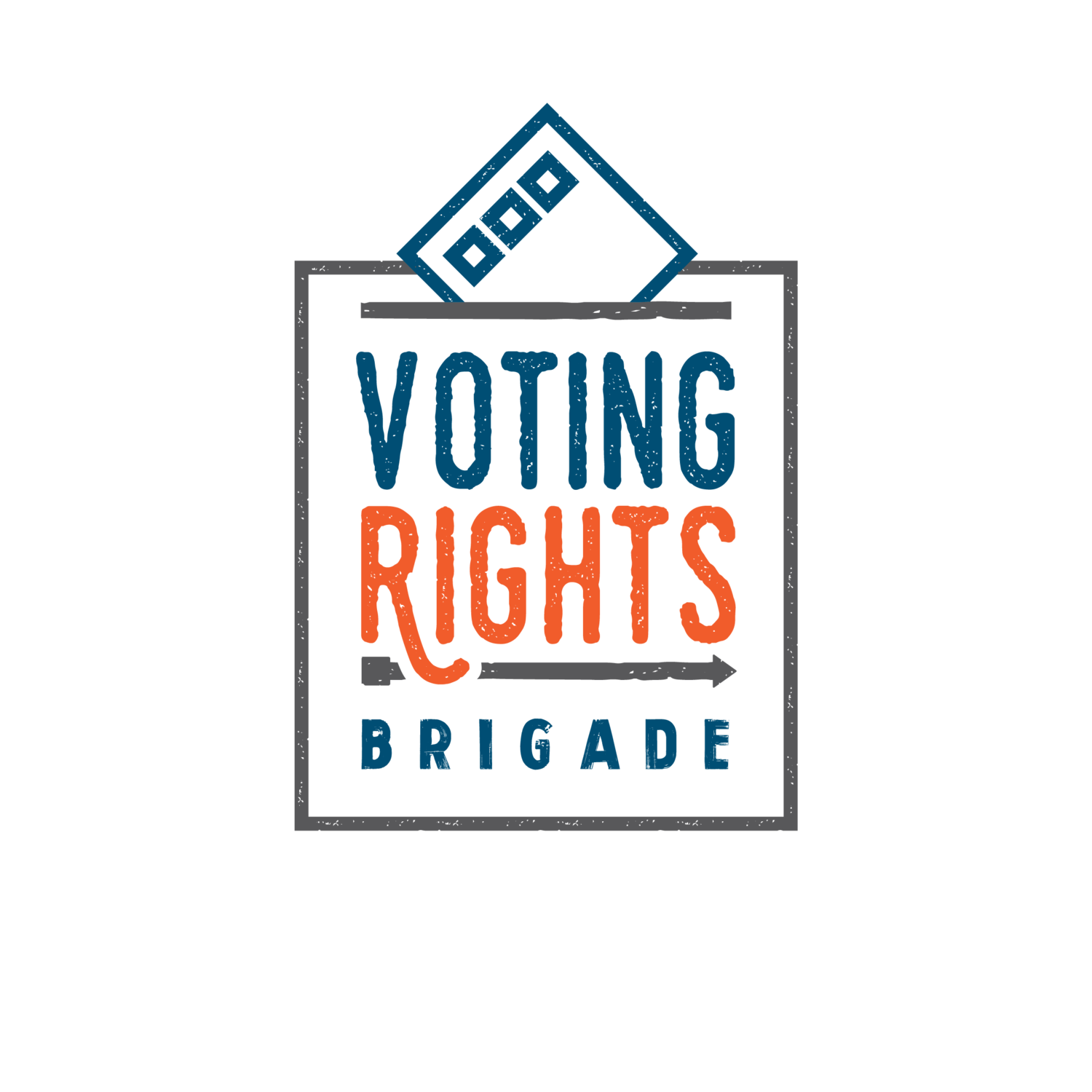 Voting drawing rights act. Our story brigade