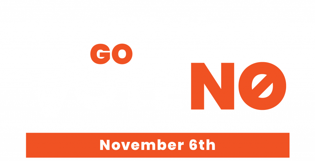 Vote no png. Go on november th