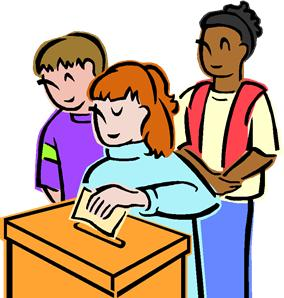 Voting clipart. Right to vote
