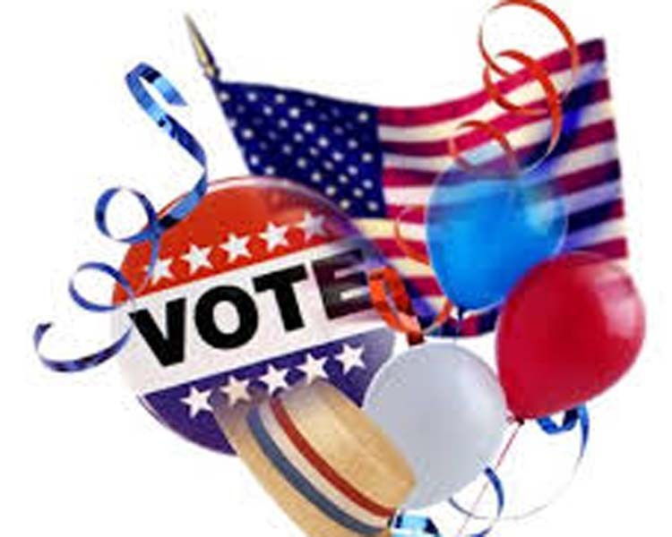 Voting clipart absentee ballot. Message for u s