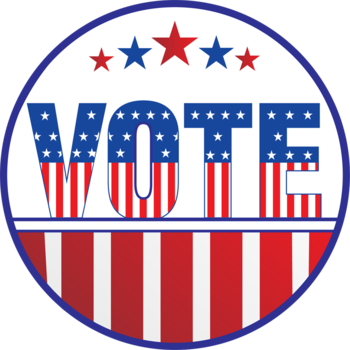 Hand clipart voting. Free vote picture download
