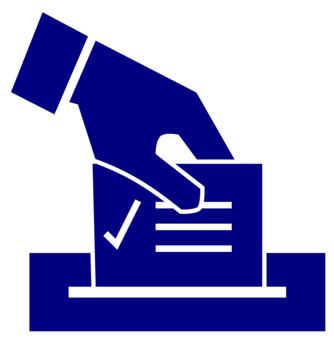 Voting clipart voting indian. Election ballot box united