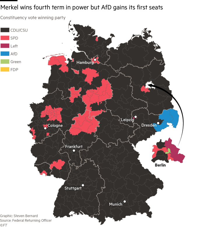 Voting drawing federal. Germany s election results