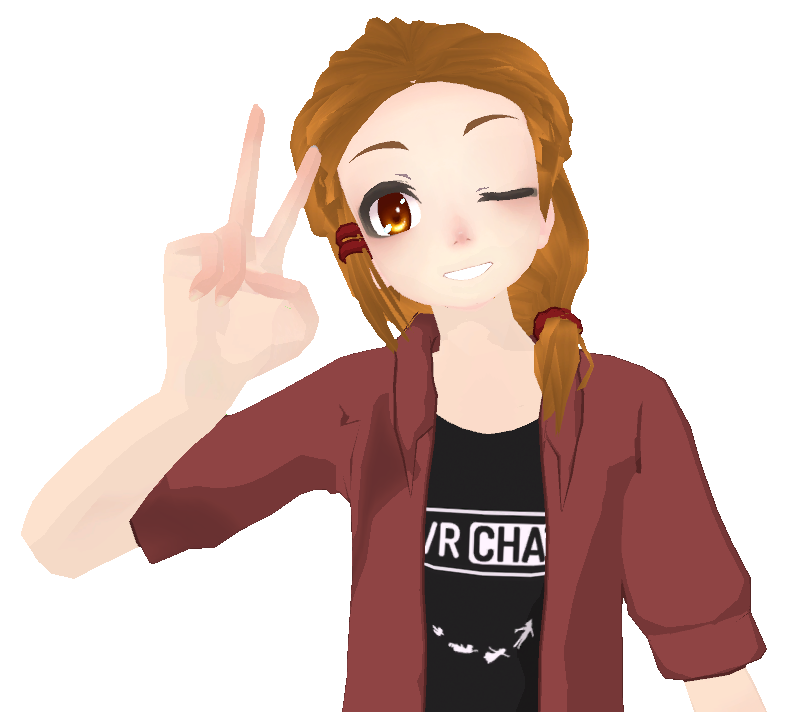 Vrchat Avatar Transparent & PNG Clipart Free Download - YA-webdesign