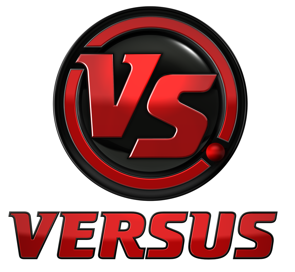 Vs logo png. Image standard for web