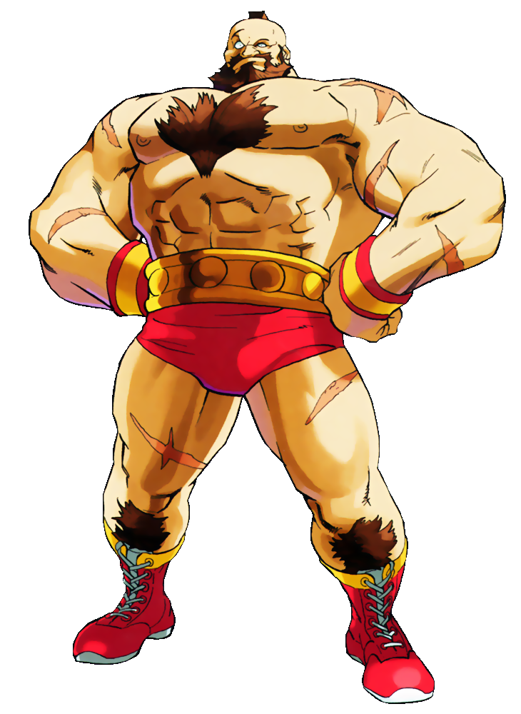 Vs street fighter png. Image zangief as he