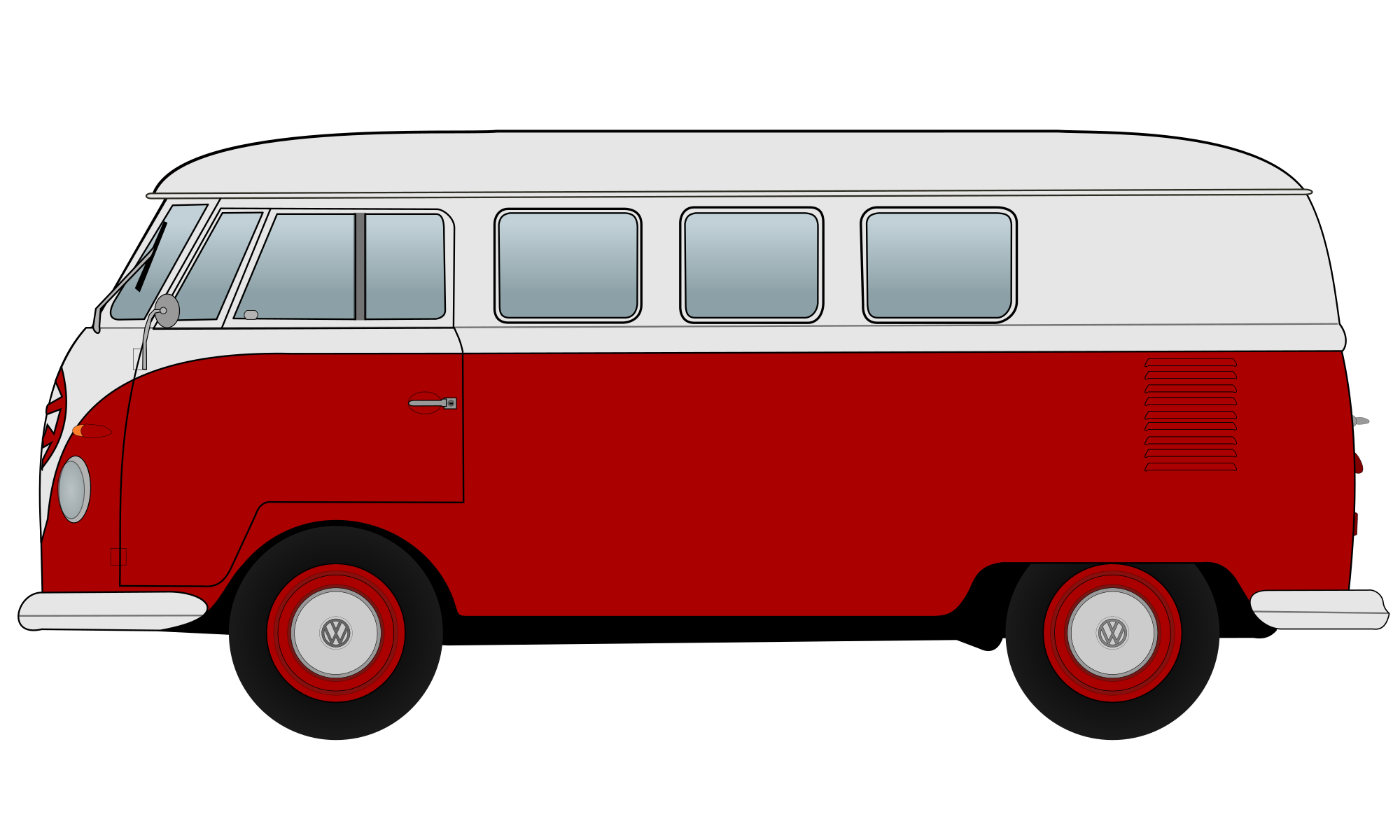 Volkswagen drawing bus vw. File transporter t a