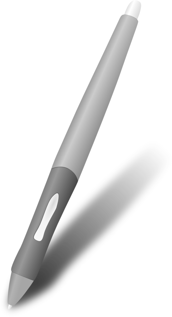 Wacom pen png. A by usedhonda on