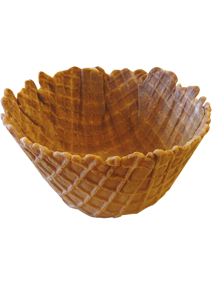 Waffle bowl png. Cup google search land