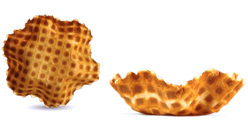 Waffle bowl png. Cones cups bisquits cigarillos