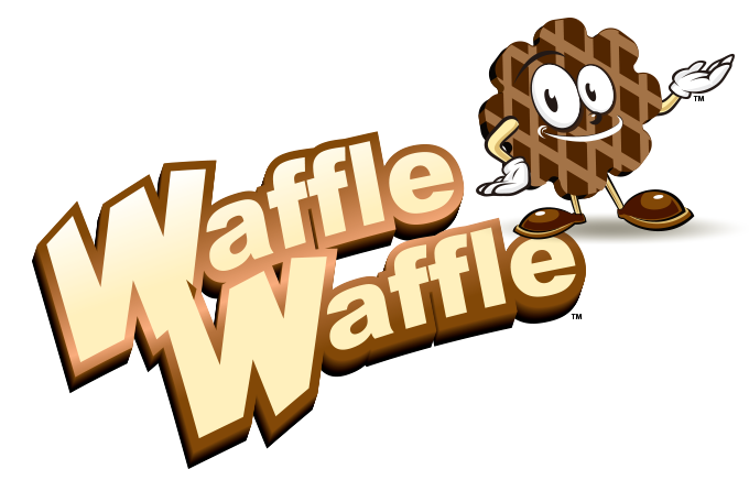 waffle clipart square
