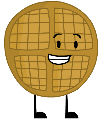 Waffle cartoon png. Image next top thingy